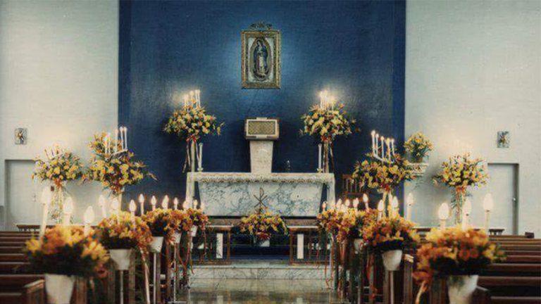 Longeva: la imagen de Guadalupe que vio crecer al Guadalupano.
