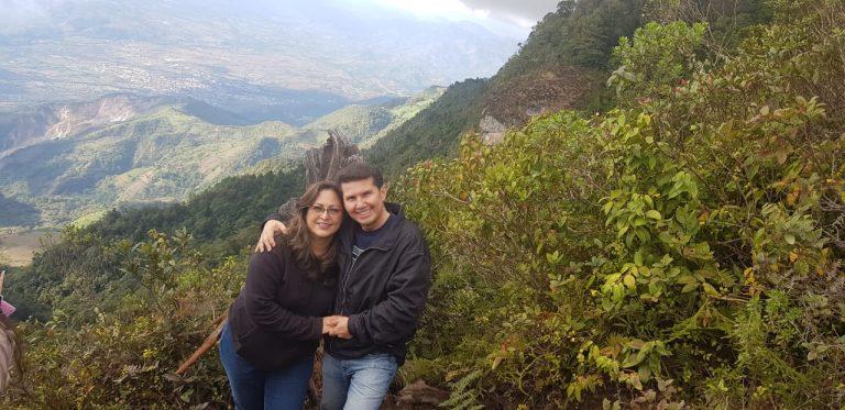 Matrimonio Molina: de amigos de la infancia a esposos - Semana Vocacional