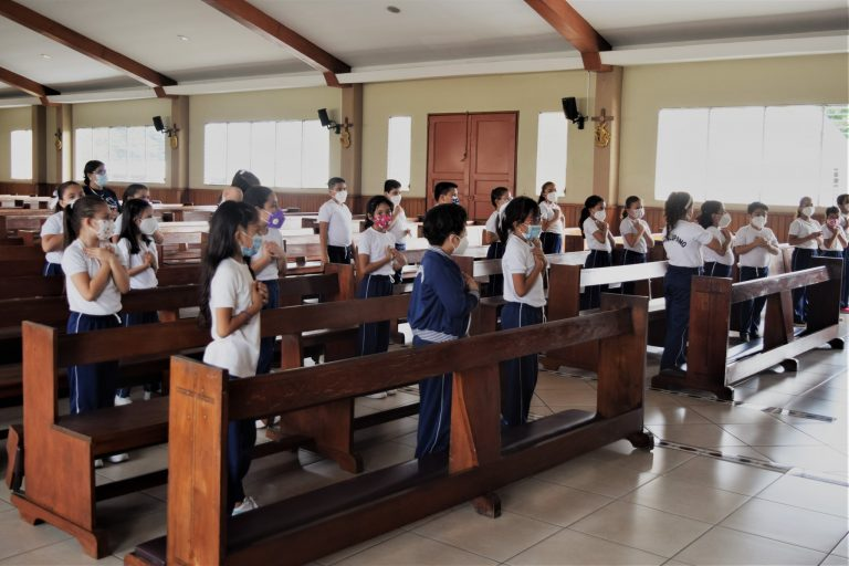 Estudiantes de primaria viven nuevamente los Encuentros con Cristo